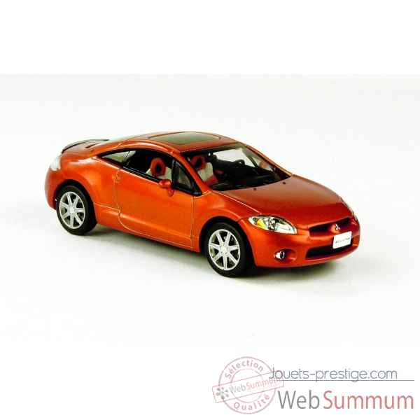 Mitsubishi eclipse coupe orange Norev 800160