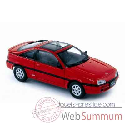 Nissan 100 nx t-top rouge 1990 Norev 800237