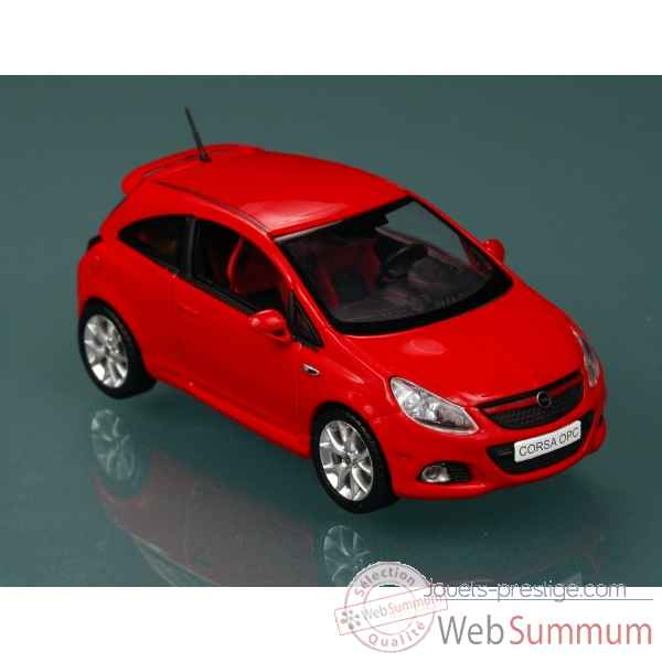 Opel corsa rouge opc Norev 360017