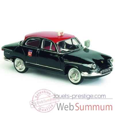 Panhard 17 taxi g7 norev dans taxi de miniature norev auto for Garage des taxis g7