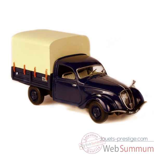 Peugeot 202 pick up bachee 1947 Norev 472207