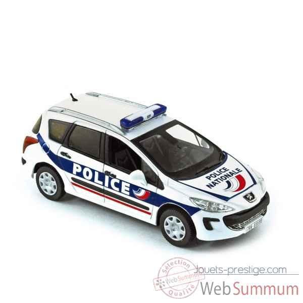 308 Sw 2009 473831 Police Norev Peugeot Nationale pUMSzV