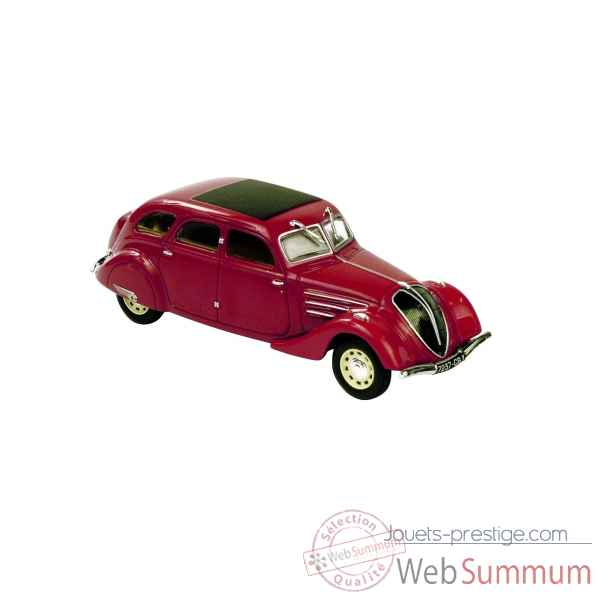 Peugeot 402 berline bordeaux 1939 Norev 474210