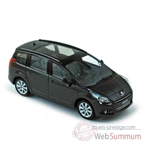 Peugeot 5008 2009 - shark grey Norev 473850