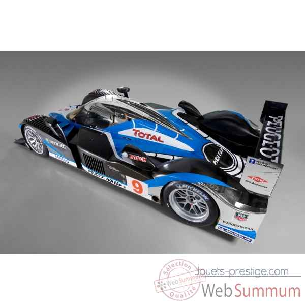 "Peugeot 908 hdi fap 2009 ""version de presentation""  Norev 472727"