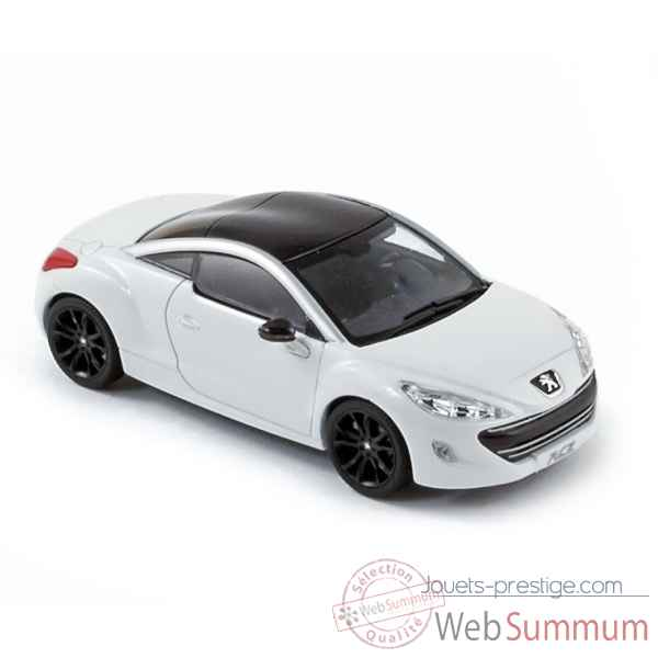 Peugeot rcz 2010 special edition white  Norev 473860