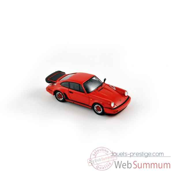 Porsche 911 clubsport 1984 indichred  Norev PM0067