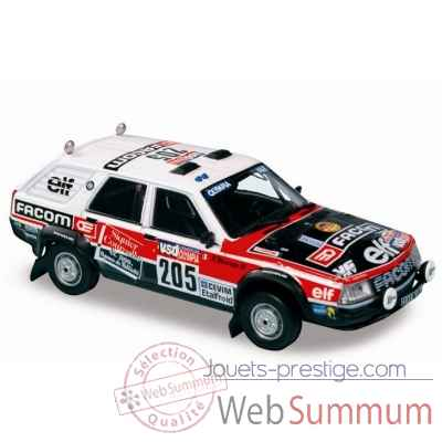 Renault 18 break facom 1985 Norev 511861
