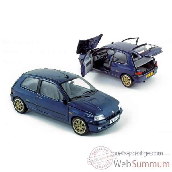 Renault clio williams 1993 blue Norev 185230