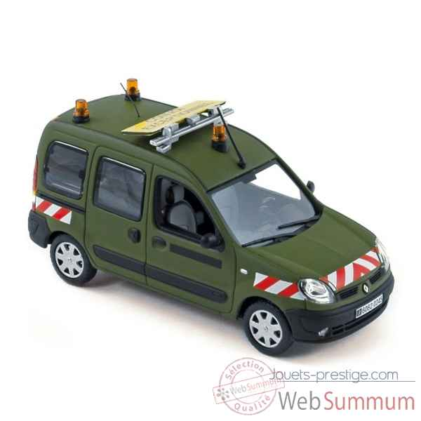 Renault kangoo 2003 armee francaise convoi exceptionnel Norev 511313