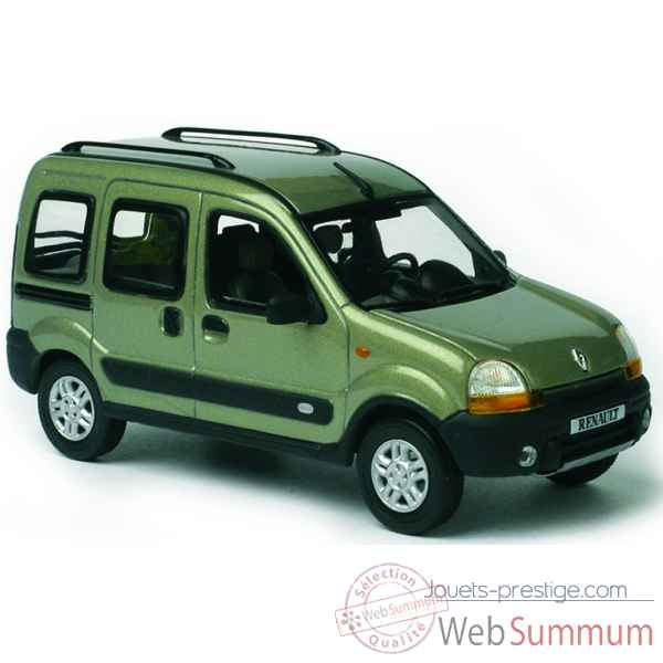 renault kangoo 4x4 steppe norev 511332 dans renault sur jouets prestige. Black Bedroom Furniture Sets. Home Design Ideas