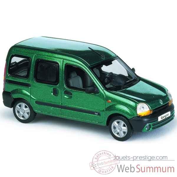 renault kangoo vitr vert ocean norev 511355 dans renault sur jouets prestige. Black Bedroom Furniture Sets. Home Design Ideas