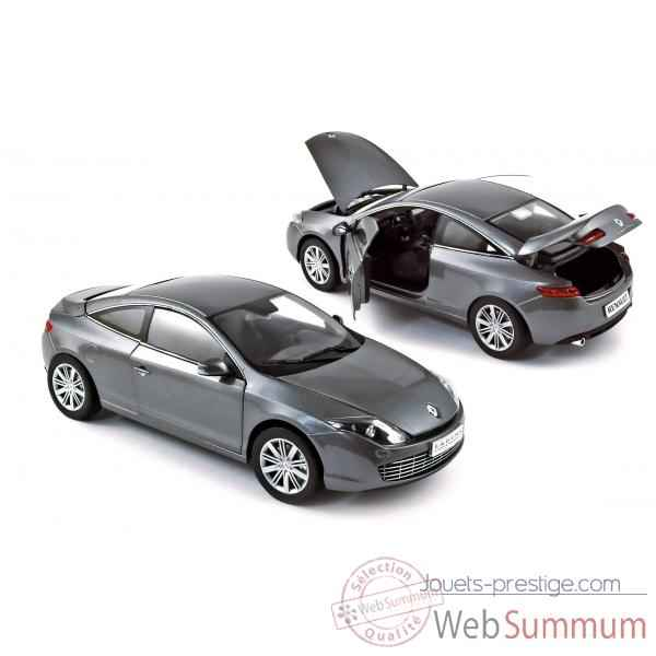 Renault laguna coupe 2008 cassiopee grey (d91)  Norev 185220