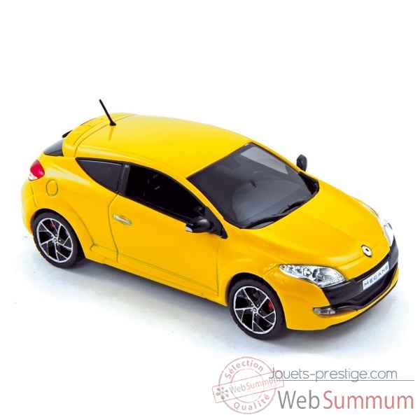 Renault megane rs 2009 yellow Norev 517710