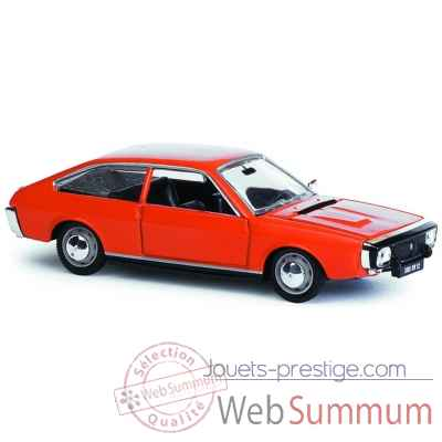 Renault 15 tl orange Norev 511501