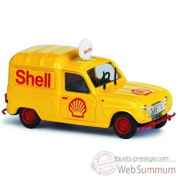 Renault 4 f4 shell Norev 511015