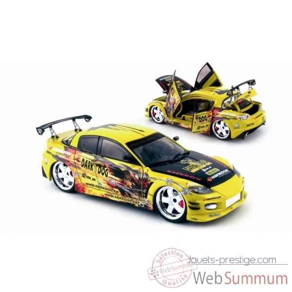 Rx8 drift darkdog edition 2008  Norev 188008