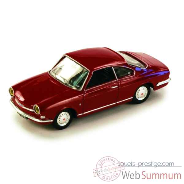 Simca 1000 coupe bertone bordeaux Norev 571003