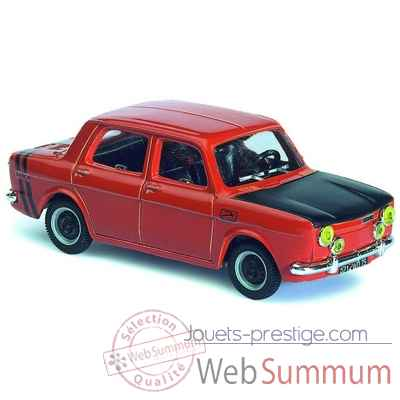 Simca 1000 rallye 1970 orange Norev 571006