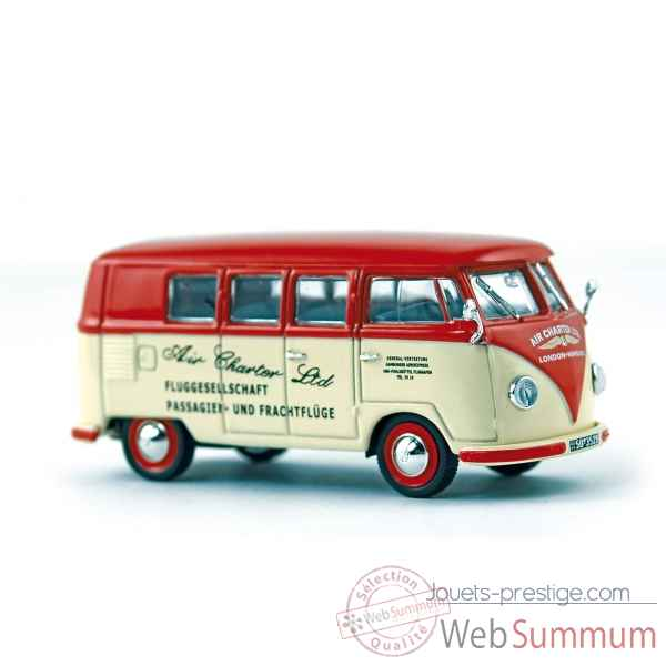 Volkswagen t1 bus air charter ltd 1958 Norev 840210