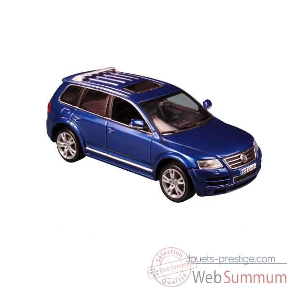 Volkswagen touareg w12 deep blue pearl effect Norev 842060