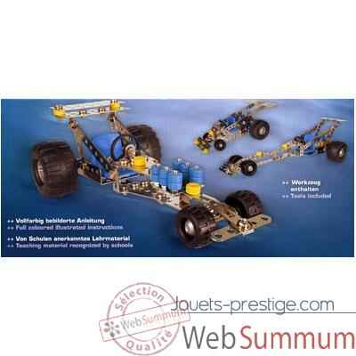 Construction Eitech dragster - 100082