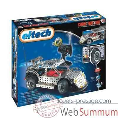 Construction Eitech voiture de course telecommandee - 100023