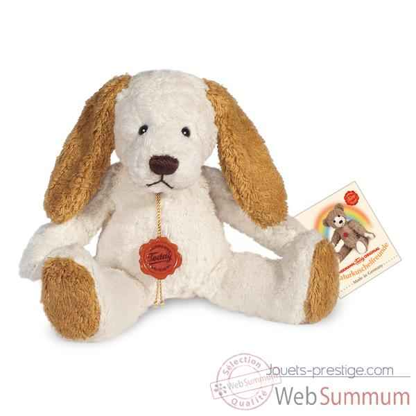 Peluche Hermann Teddy Original® Chien coton -10806 1