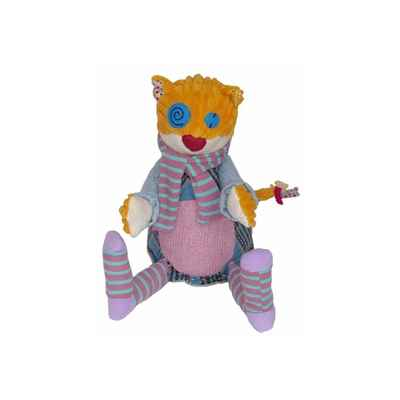Video Peluche Deglingos - Ronronnos le chat - D36501