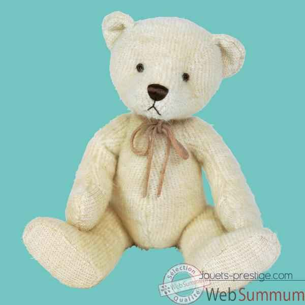 Peluche Collection Ours Ivoire petit modele -ho1231