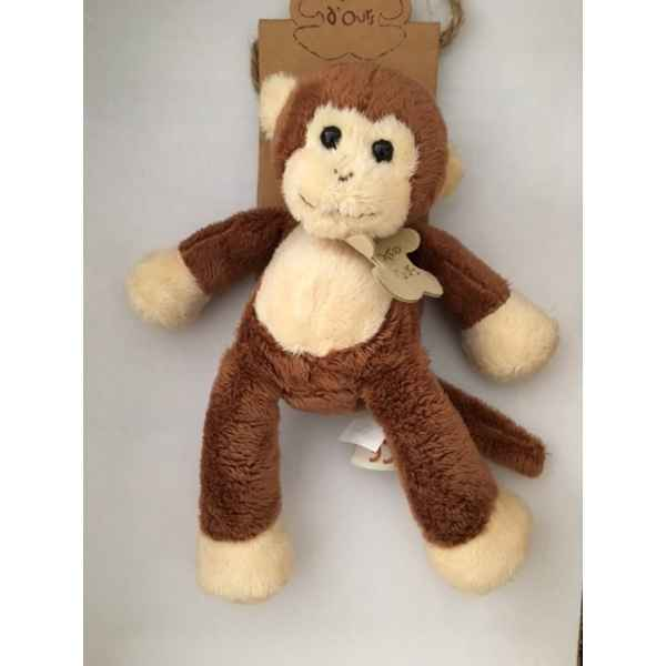 Peluche Gros ours marron grand modele -ho1243M