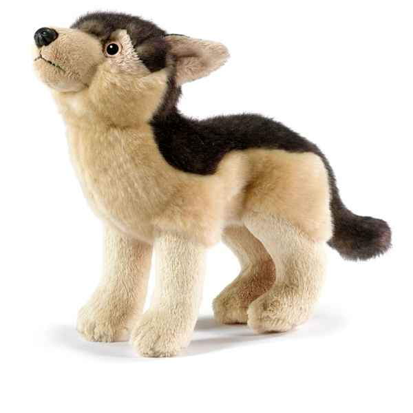 Video Peluche Loup a 4 pattes Anima-1701