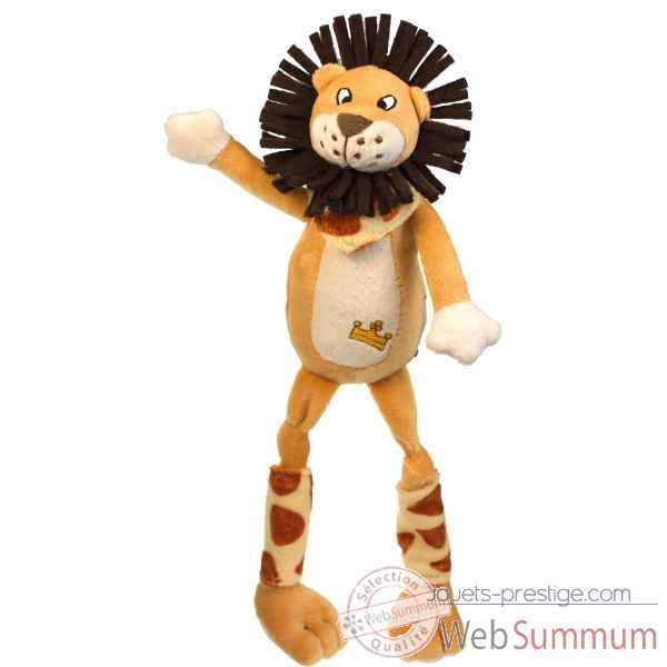 Video Peluche Les Petites Marie Orion le lion