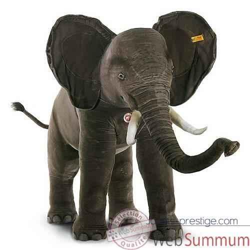peluche elephant. Black Bedroom Furniture Sets. Home Design Ideas