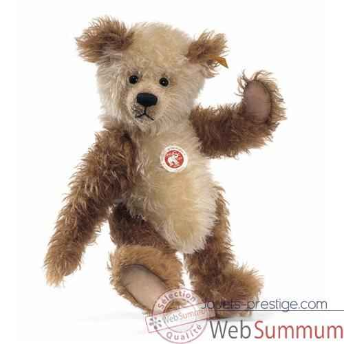 Peluche Steiff Ours Teddy mohair cappuccino -st001000
