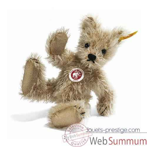 Peluche Steiff Ours Teddy mohair Big foot blond -st002922