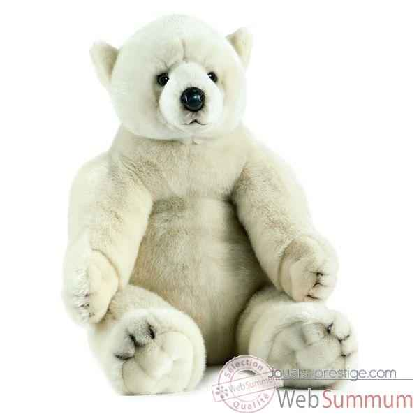 Peluche Anima Ours Polaire Ushuaia Junior -100