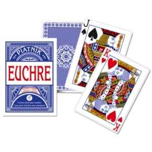 Euchre single Piatnik-jeux 154812