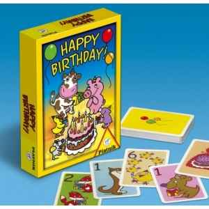 Happy birthday Piatnik-jeux 702105