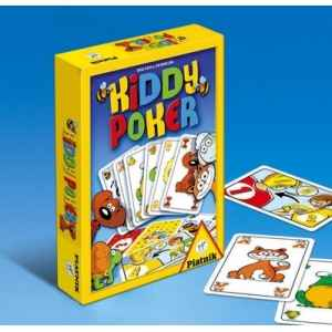 Kiddy poker Piatnik-jeux 783500