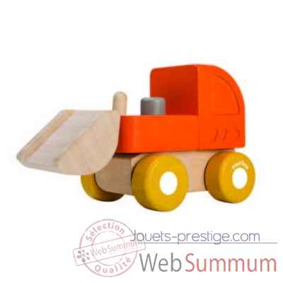 Mini bulldozer Plan Toys -5441