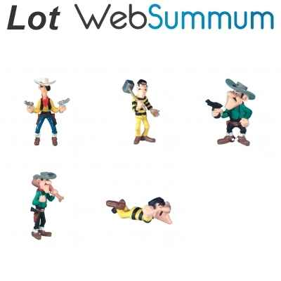 Figurine de collection obelix pile d\'albums bd - collectoys asterix -124