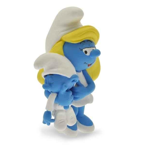 Figurines schtroumpf dans jouets figurines sur jouets prestige - Schtroumpf bebe ...