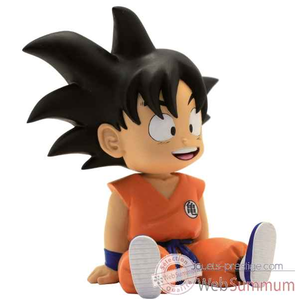 Mini-tirelire dragon ball krilin Plastoy -80061