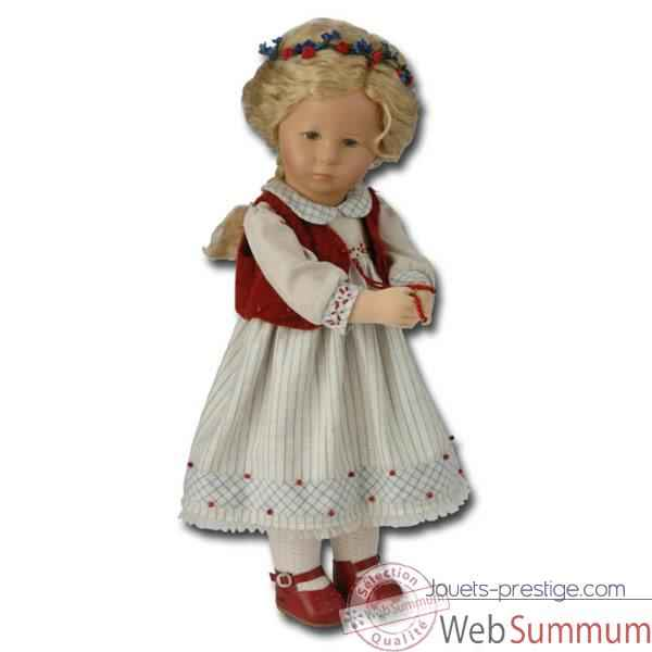 Poupee collection Kathe Kruse®  - Modele puppe VII, Hampelchen ® Augustine - 47703