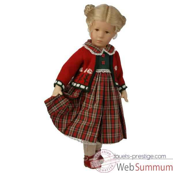 Poupee collection Kathe Kruse®  - Modele puppe VIII Ursel - 52707