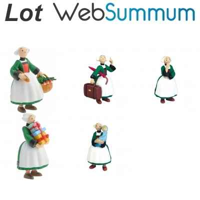 Promotion Figurine Becassine Plastoy -LWS-139