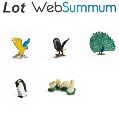 Figurines animaux familiers