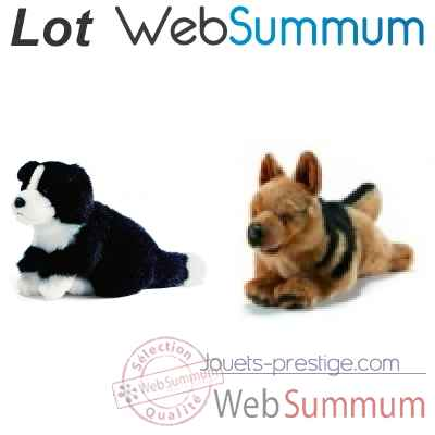 Promotion Peluche chien Anima -LWS-30