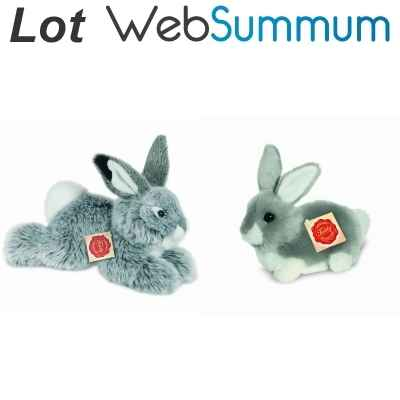 Promotion Peluche lapin Hermann -LWS-38